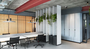 Urban Spaces Coworking Space